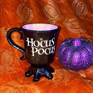Large Hocus Pocus Disney Halloween Mug